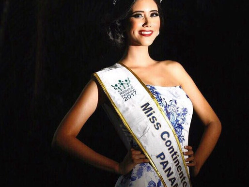 Panamá ya tiene su representante para el Miss Continente Americano 2017