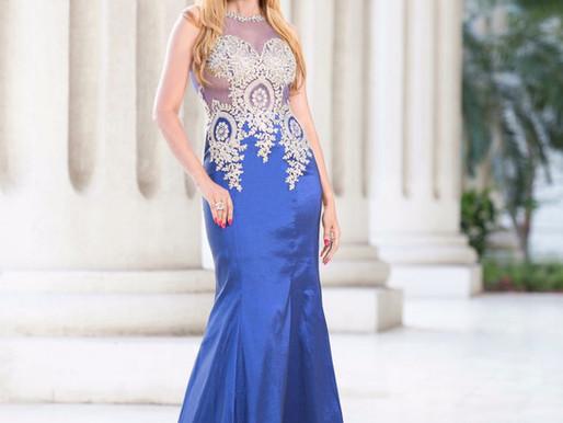 Diseños de ensueños - Luxury azul vibrante