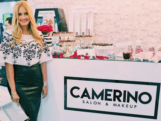 Inauguración de Camerino Salon & Make Up