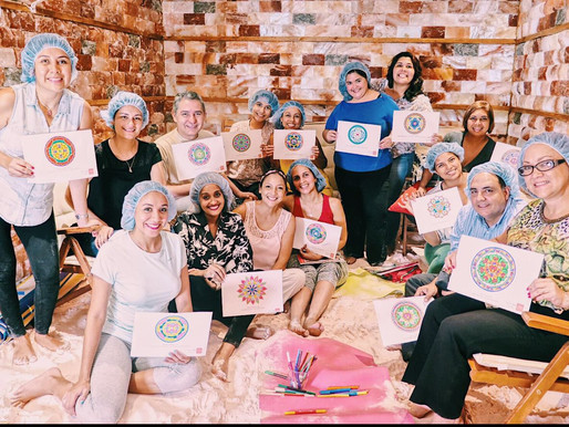 Mandala: Relajarnos, disfrutar y aprender