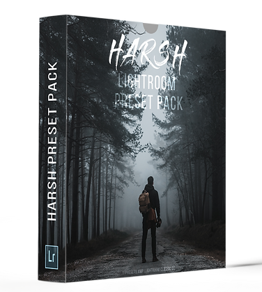 HARSHG1 - Lightroom Preset Pack
