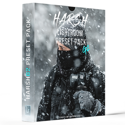 HARSH G2 - Lightroom Preset Pack