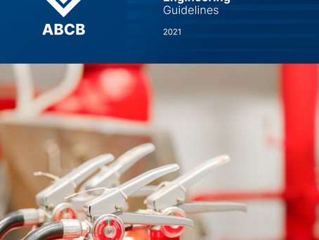 Australian Fire Engineering Guidelines Published