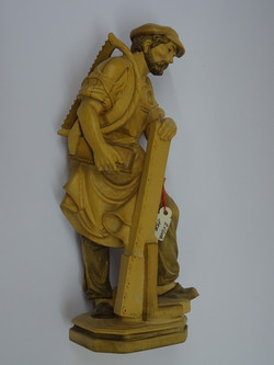 Zimmermann aus Holz