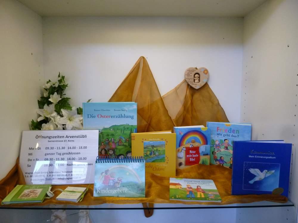 Kinderbibel, Bücher, Alben