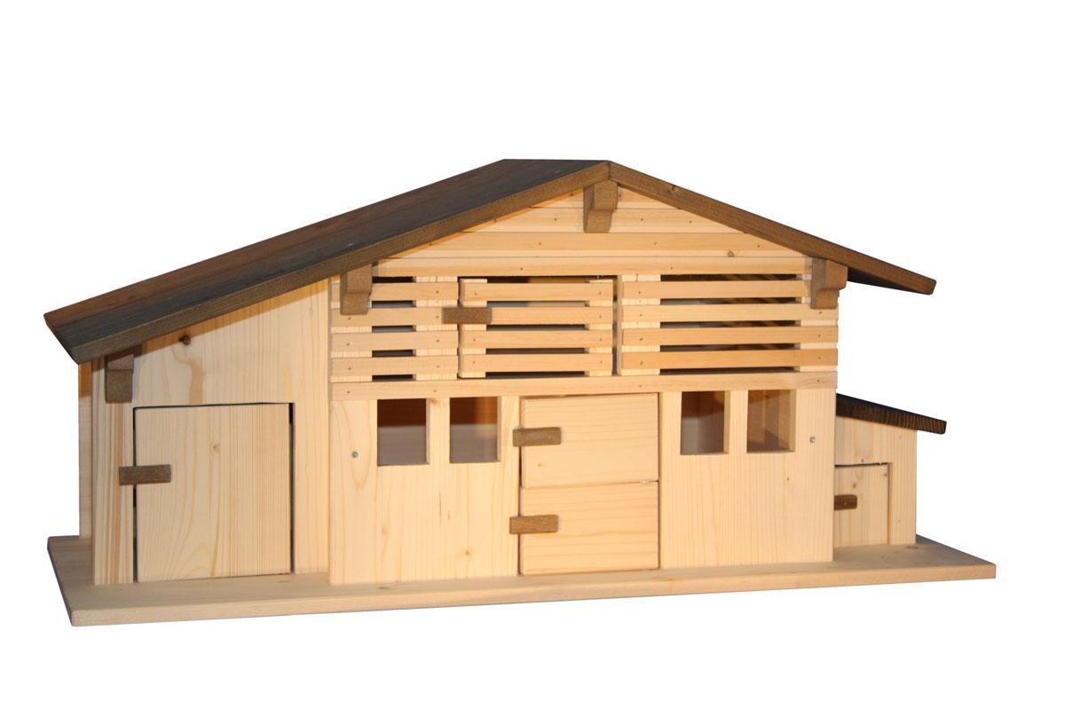 Stall Nr. 2004 von Trauffer