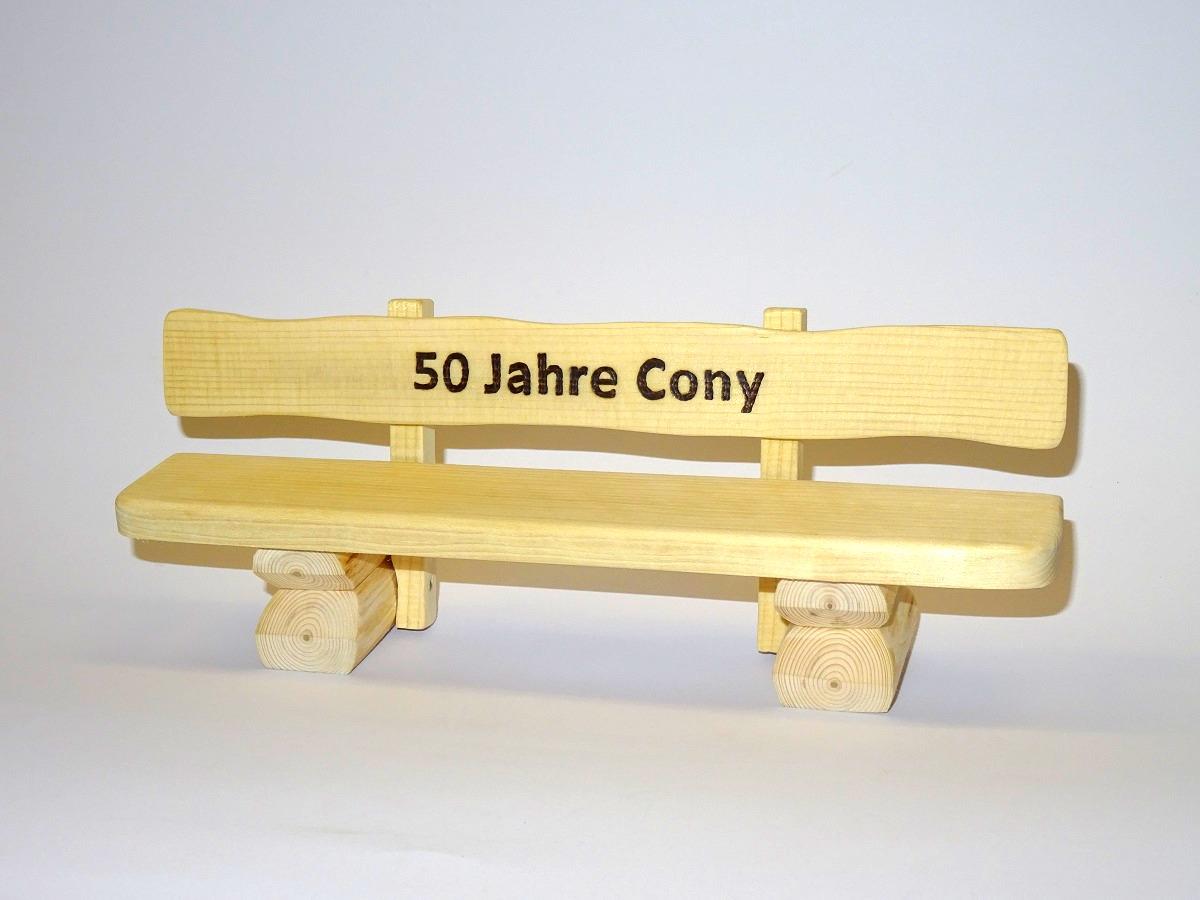 Sitzbänkli symbolisch