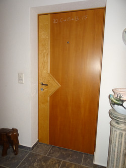 Wohnungsabschlusstüre