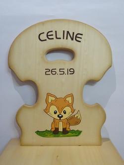 Kinderstabelle Celine