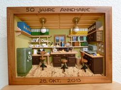 3D-Bild Büro