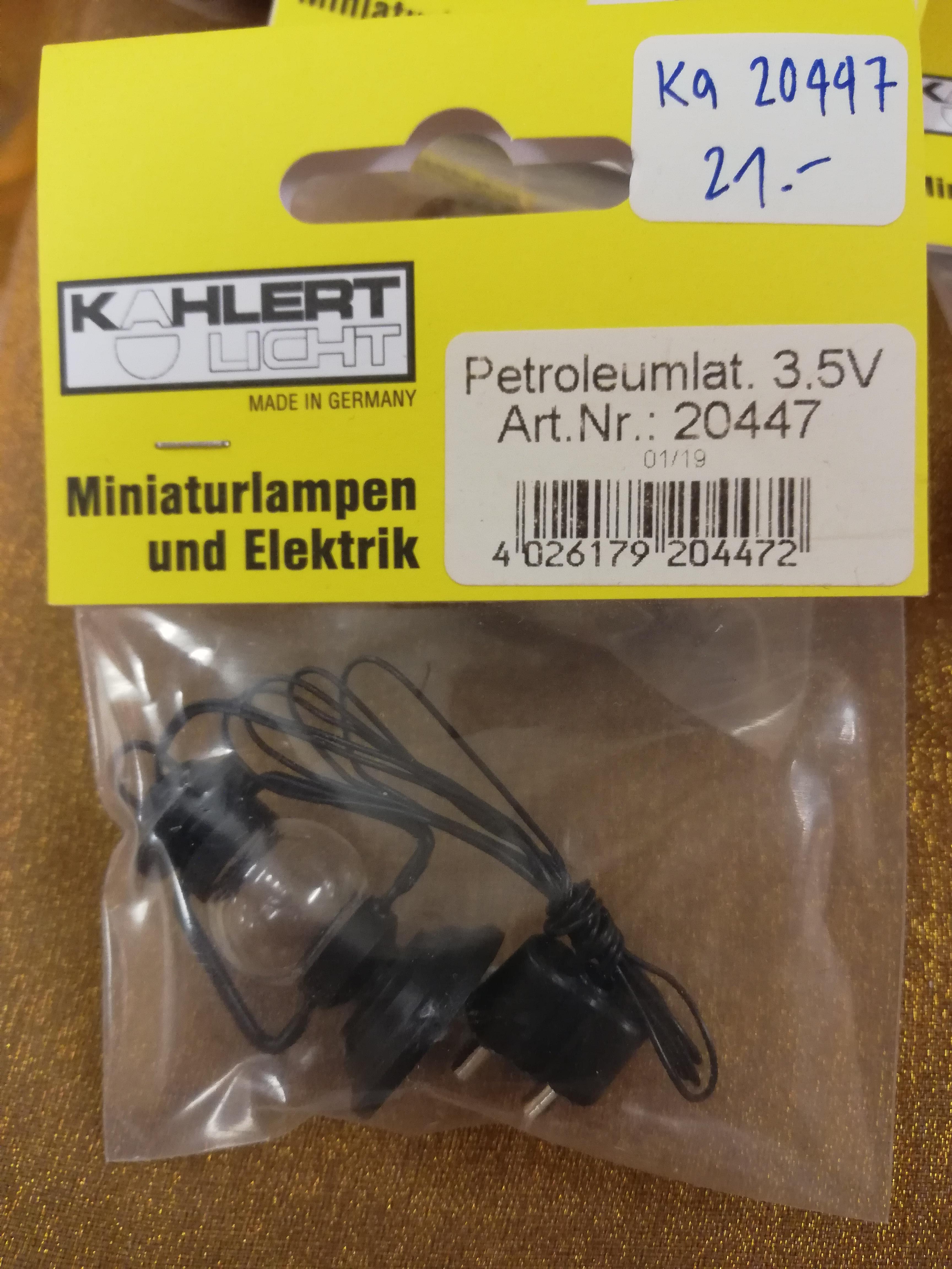 Petroleumlaterne