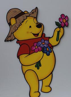 Winnie Pooh mit Hut