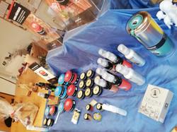 diverse Produkte mit Muiggenfett