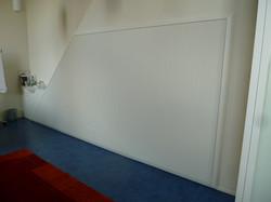 Akustik-Wand