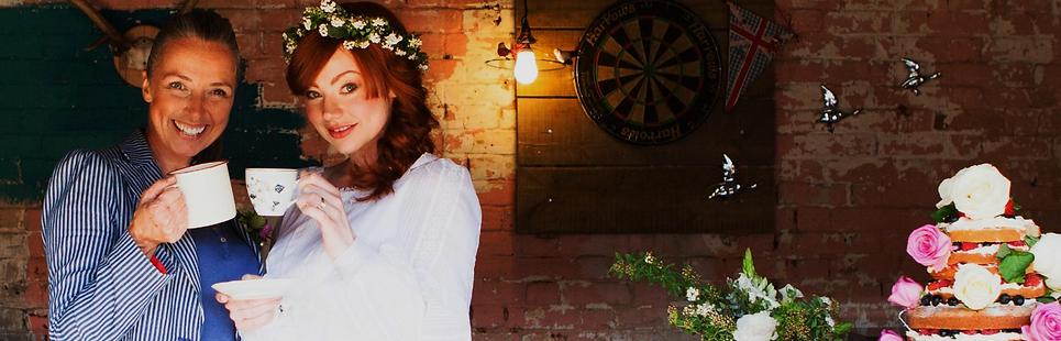 Lolly Streek, Barn & Vintage Marquee Wedding Venue in Norfolk