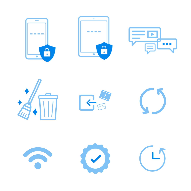iOS icons 2