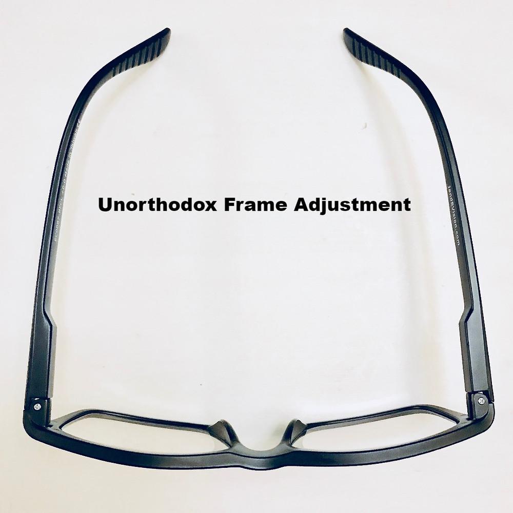 J+S Vision frames