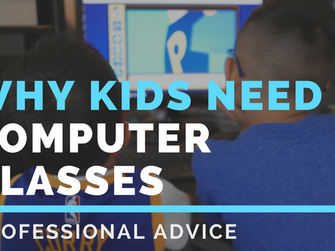 Why Kids Should Wear Computer Glasses