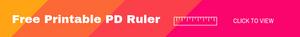 free printable pd ruler