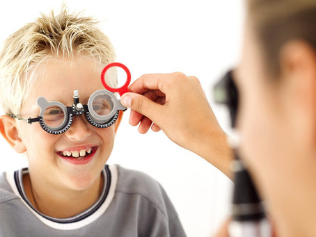 What Should I Expect At My Child's First Eye Exam?