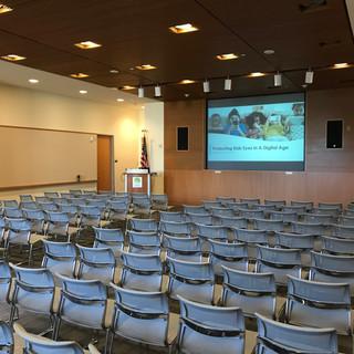 San Mateo Public Library Oak Room