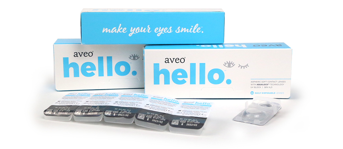 Aveo Contacts Boxes