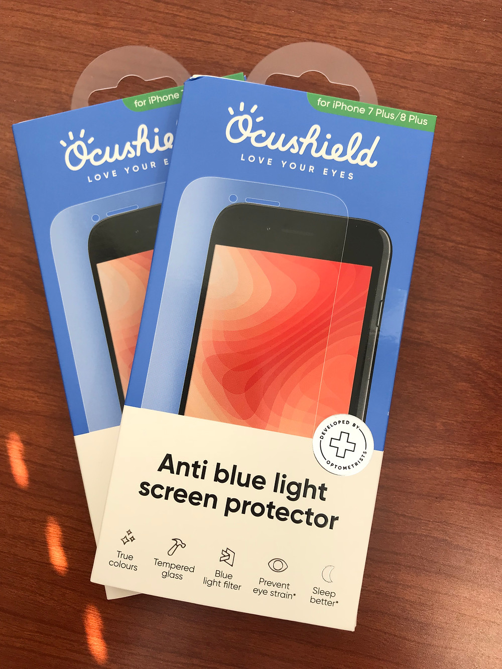 Ocushield Anti-Blue light Screen Protector
