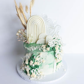 March Charity Cake