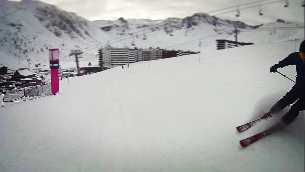 skiing injuries