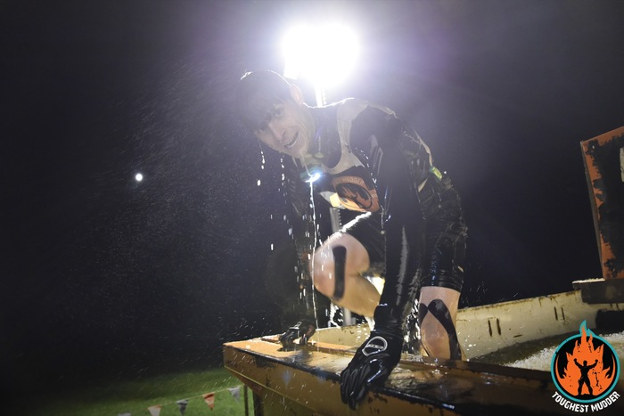 I did it! Europe's toughest mudder 8