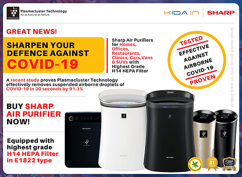 Sharp Air Purifiers KIDA.IN.png