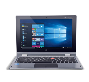 Refurbished iBall CompBook Atom Quad Core - (2 GB/32 GB EMMC Storage/Windows 10