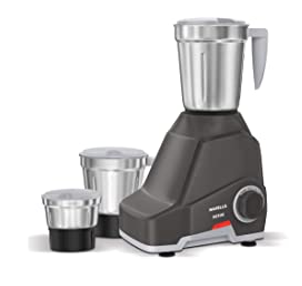 Havells Genie 500-Watt Mixer Grinder with Jar (Grey)