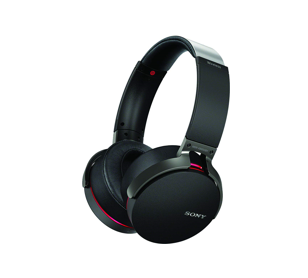 Sony MDR-XB950B1/B Extra Bass Over Ear Wireless Headphones (Black)