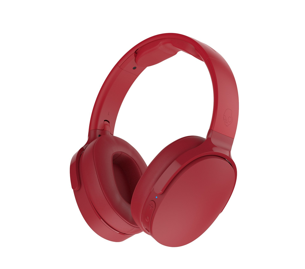 Skullcandy Hesh3 Wireless Over-Ear Headphone with Mic (Red)