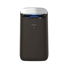 Sharp FP-J80M-H Air Purifier With Digital PM Real-Time Display SIZE 62METER