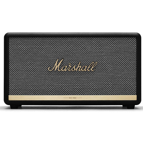 Open-Box & Unused Marshall Stanmore II Wireless Bluetooth Speaker (Black)