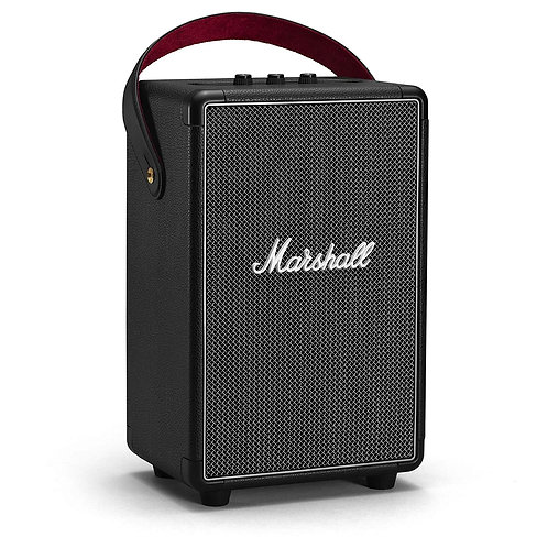 Open-Box & Unused Marshall Tufton Portable Bluetooth Speaker (Black)