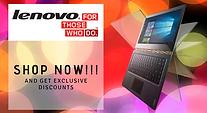 Lenovo Laptops | KIDA.IN