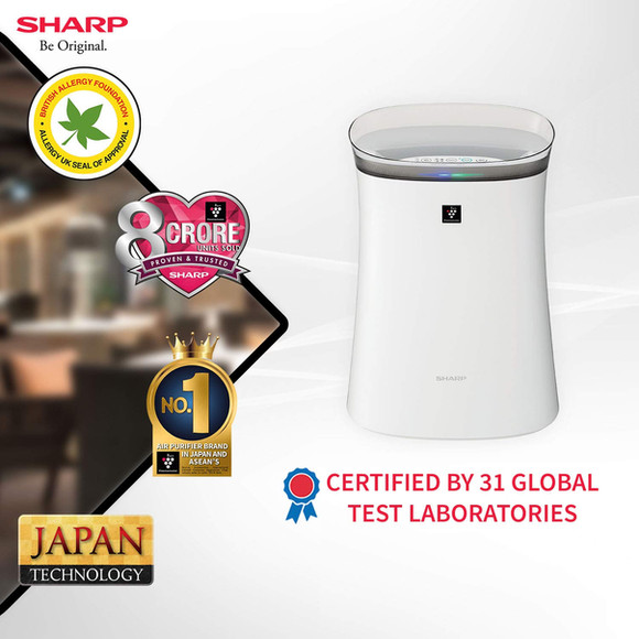 Sharp Air Purifier for Homes & Offices M
