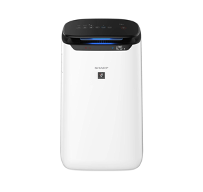 Sharp FP-J60M-W Air Purifier With Digital PM2.5 Real-Time Display