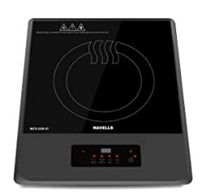 Havells Insta Cook QT Induction Cooktop, Grey, 1200 W