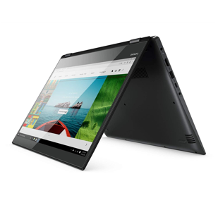 Refurbished Lenovo Yoga 520 2-in-1 Touchscreen Laptop