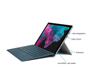 Microsoft Surface Pro 6 12.3-inch Laptop
