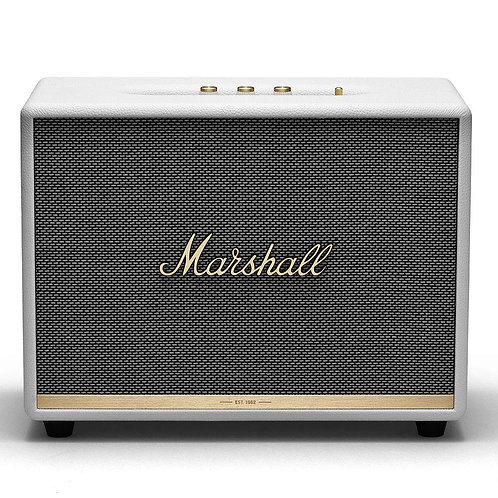 Open-Box & Unused Marshall Woburn II Wireless Bluetooth Speaker (White)