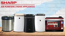 Sharp Air Purifiers & Home Appliances _