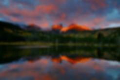 Jensen -- Sprague Lake Sunrise.jpg