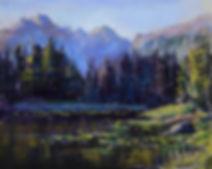 Nymph Lake Morning by Lydia Pottoff.jpg
