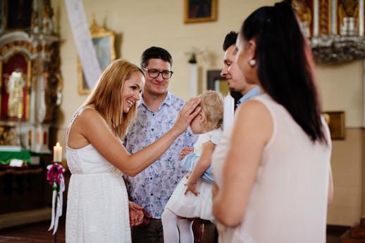 Patricijos krikštas