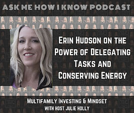 Ask Me How I Know Podcast - Julie Holly